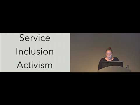 CHI 2019 SIGCHI Social Impact Award - Gillian R. Hayes: Inclusive And Engaged Research