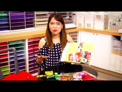 Back to School with NBS Haul by Nikki Tiu