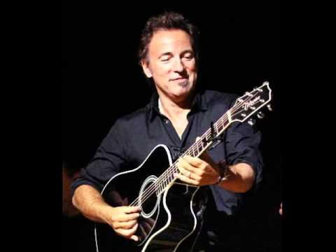Bruce Springsteen Dancing In The Dark Lyrics Youtube