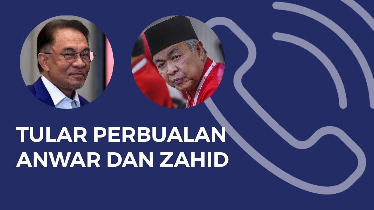 Tular audio Anwar puji ucapan PAU Zahid