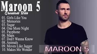 Maroon 5 Greatest Hits 7