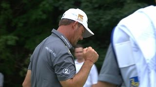 Alex Cejkas fantastic approach leads to eagle at RBC Canadian
