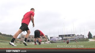 Cody Parkey | NFL Kicker Chicago Bears | Kohl's Kicking Camps
