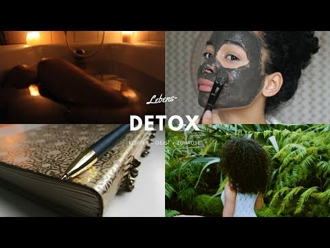 Detox Dezember • 10 Tipps für ein natürlicheres & gesundes Leben