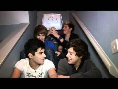 One Direction - Video Diary - Week 5 - The X Factor
