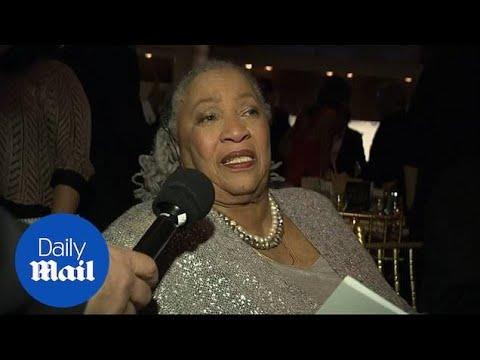 Toni Morrison Reflects Back On Winning Nobel Peace Prize