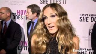 Sarah Jessica Parker on being the modern mum