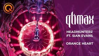 Headhunterz - Orange Heart (feat. Sian Evans) | Live at Qlimax 2019 | Symphony of Shadows