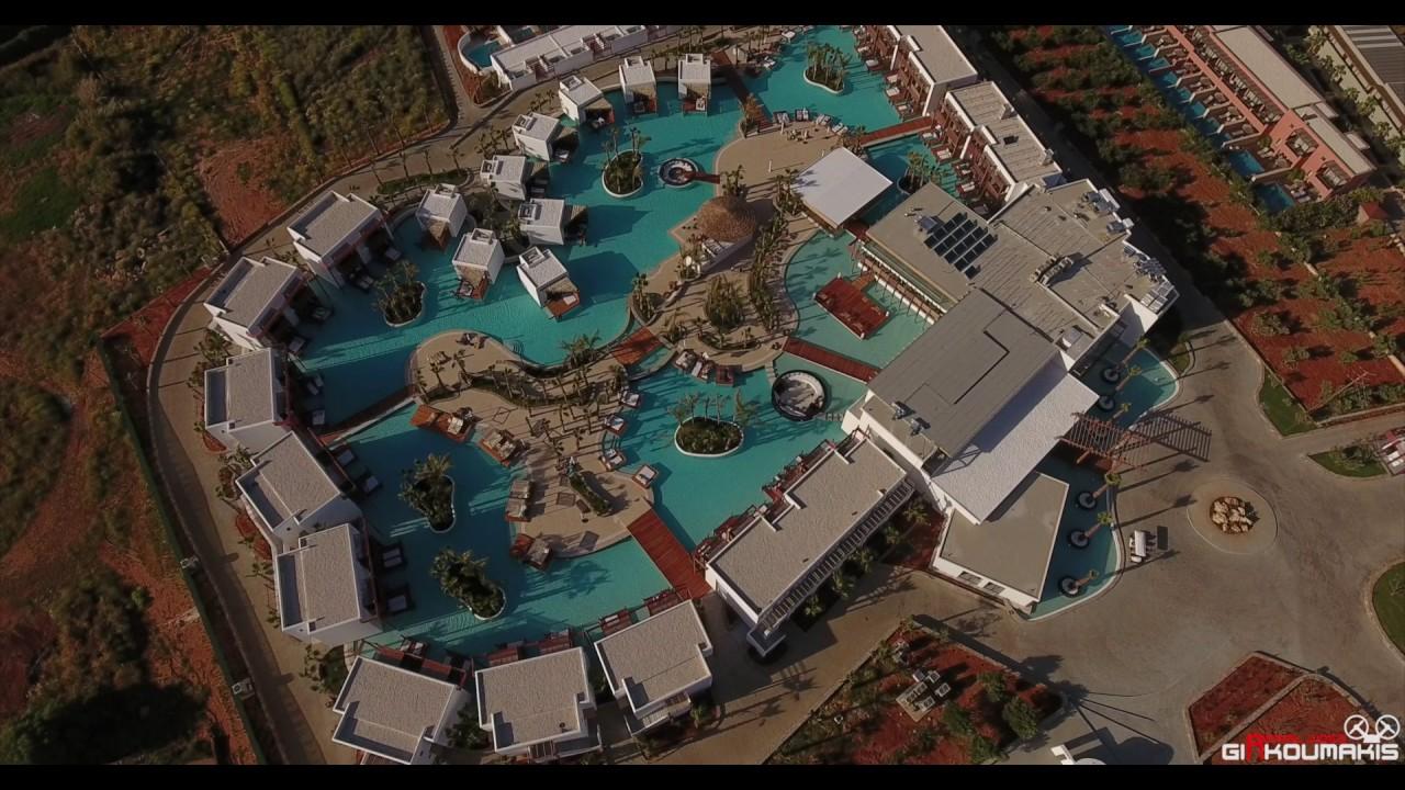 Stella Palace Stella Island Luxury Resort Spa Youtube