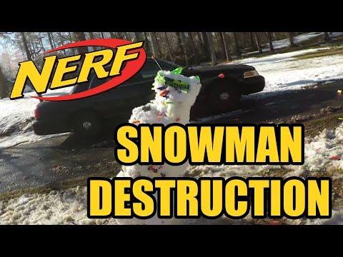 Do You Wanna Kill A Snow-Man?