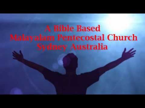 Malayalam Pentecostal Church in Sydney Australia  Elshaddai Sydney Church of God