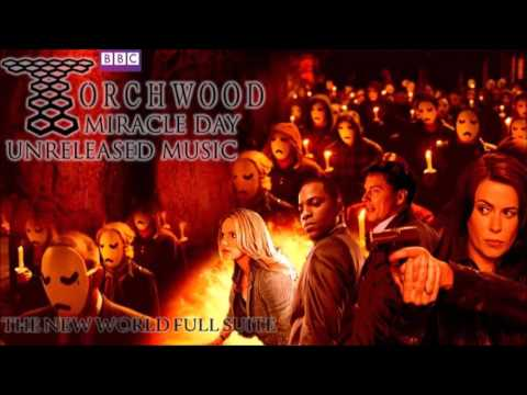 Torchwood Miracle Day: Unreleased Music - The New World Full Suite