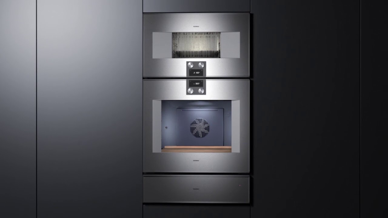 Gaggenau Kitchen Appliances Boston Video 2 - YouTube