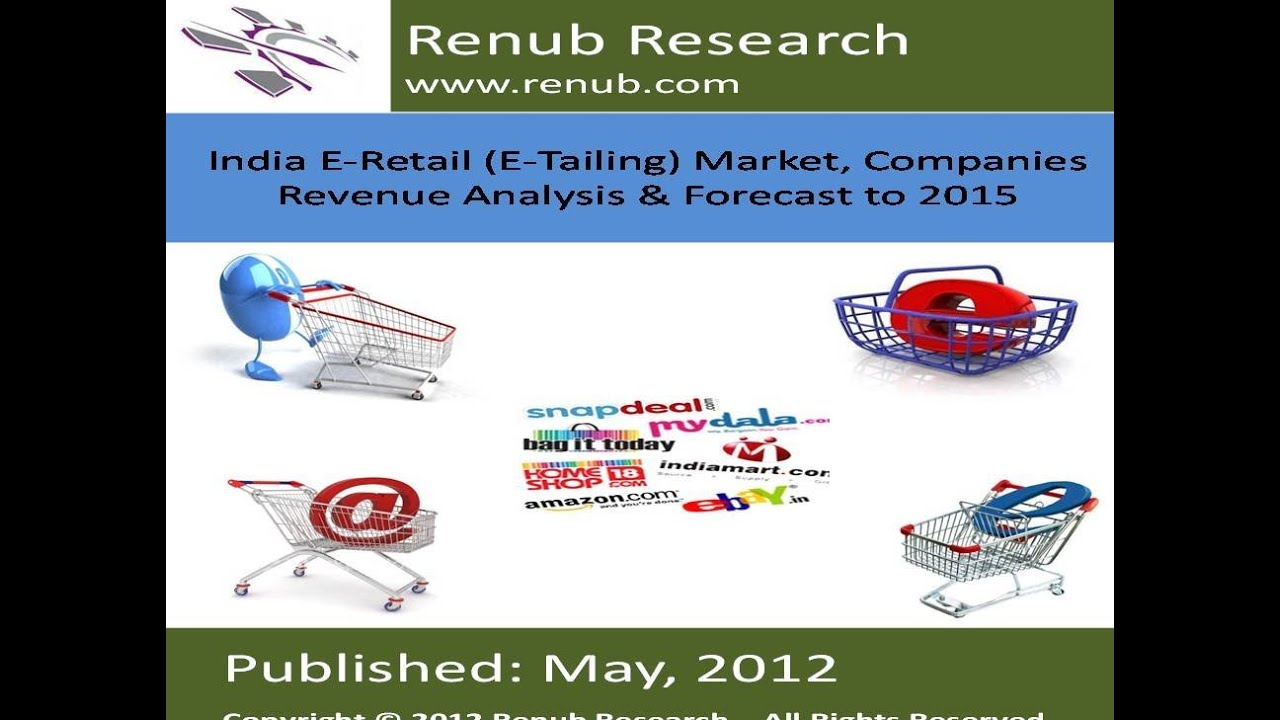 e tailing market in india Asia e-tailing reports: our 2018 asia report include trends, statistics, opportunities, sales data, market share, segmentation projections on the e-tailing market page 1.