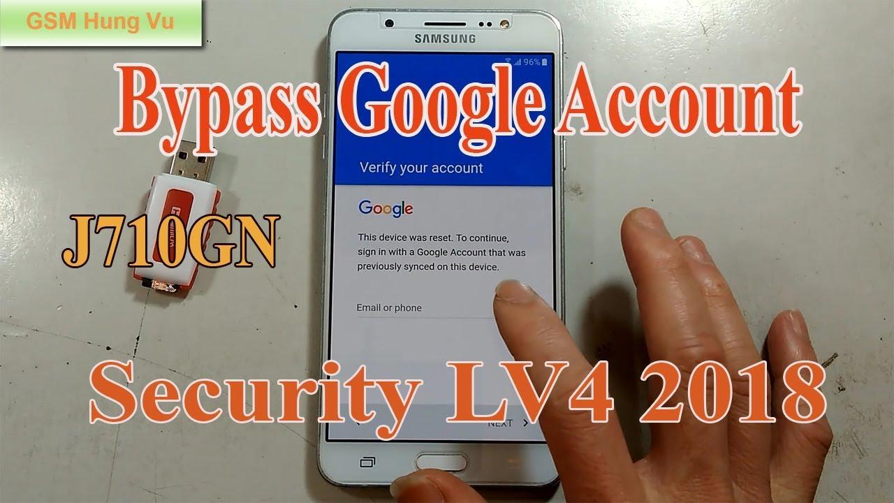 Samsung j7 sm-j710gn frp lock unlock with Odin file ¦¦ j7