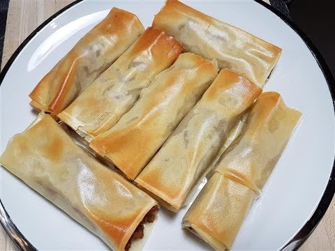 rolletjes recept