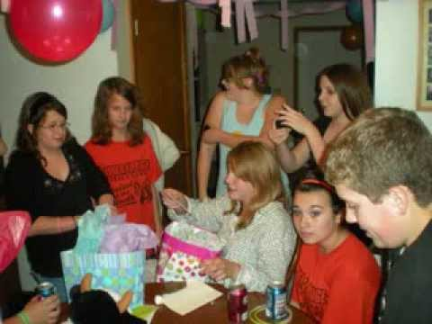 My Thirteenth Birthday Party!!!!