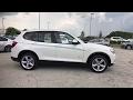 2017 BMW X3 Kissimmee, Clermont, Orlando, FL 0X40674