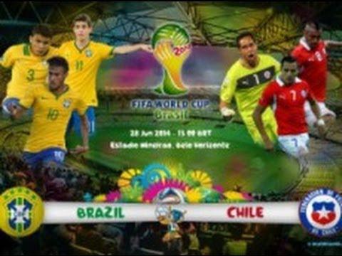 Бразилия Чили 28 июня 2014 Прогноз, счёт, составы и голы