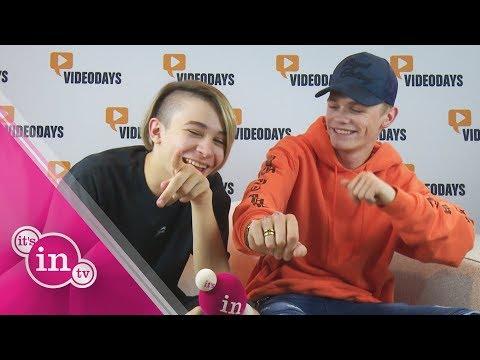 Mit Bars & Melody bei den Videodays 2017 I Wie guckst du, wenn...?