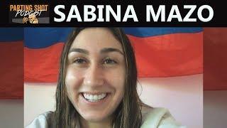 Undefeated LFA Champion Sabina Mazo Talks Sep. 28 Title Defense Against Jaimee Nievera