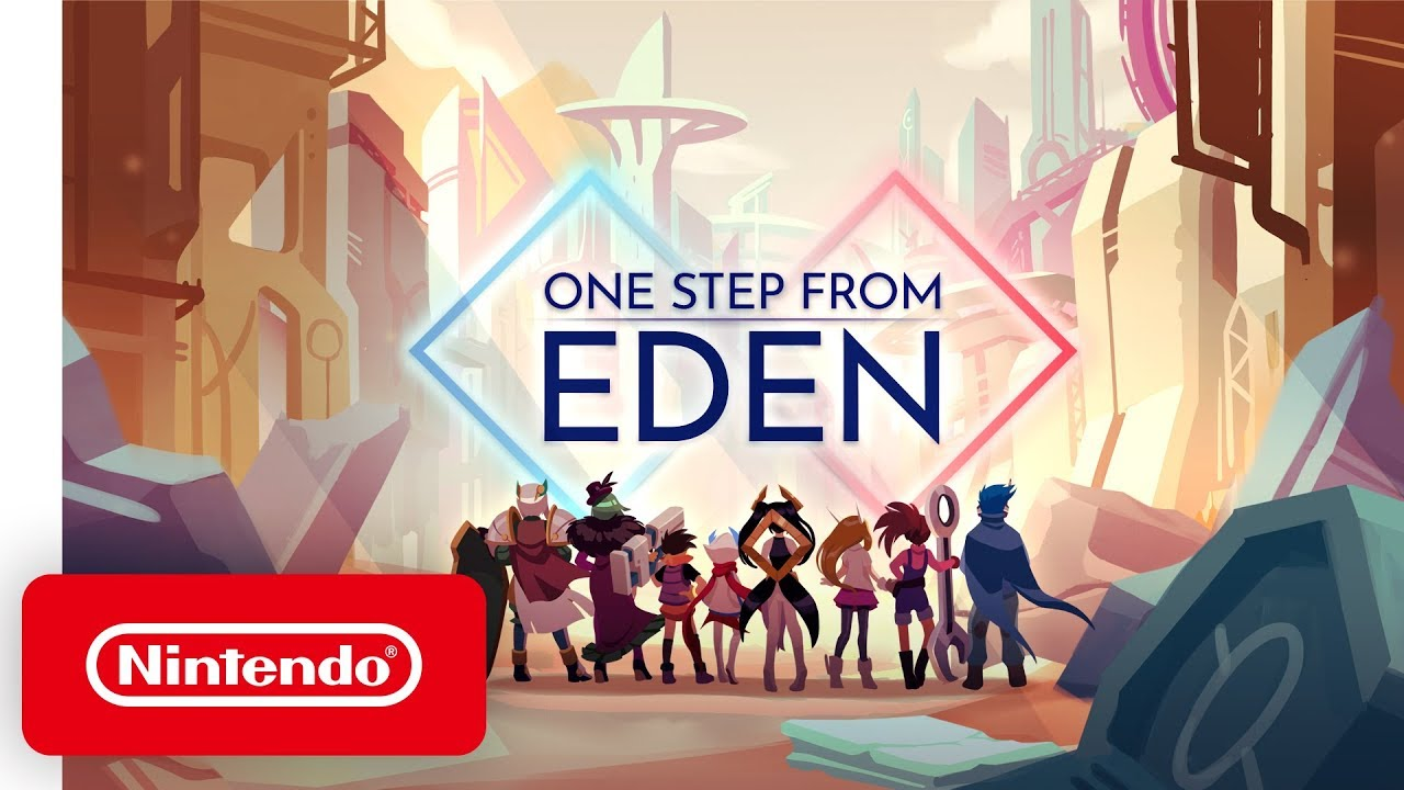 One Step from Eden - Launch Trailer - Nintendo Switch - Nintendo