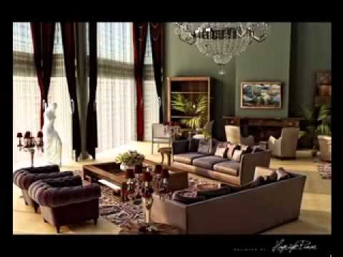 large living room interior design ideas youtube