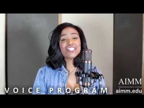 AIMM's New Voice Program In Studio