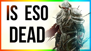 ESO - Is the Elder Scrolls Online Dead? (Live Review)