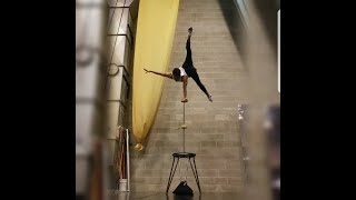 Contortion and Handstand Act Demo 2