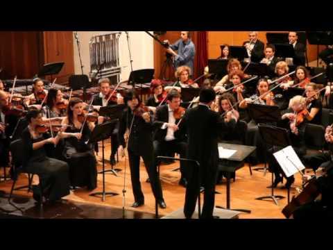 Koncert leptira ljubavnika za violinu i orkestar - Kineska Nova godina, 20. januar 2012
