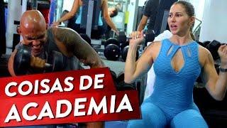 COISAS DE ACADEMIA Pt. 1