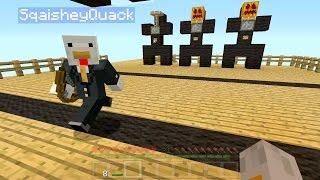 Minecraft Xbox - Sky Den - Training Day (38)