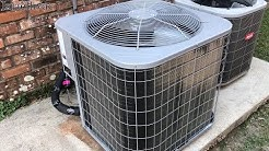 HVAC Install | Condenser Change Out