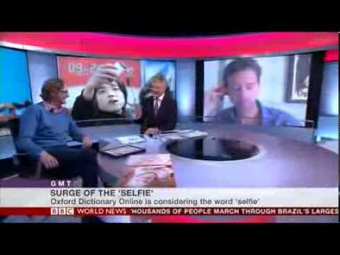 CAPE TIMES SELFIES CAMPAIGN BBC INTERVIEW - LOWE CAPE TOWN