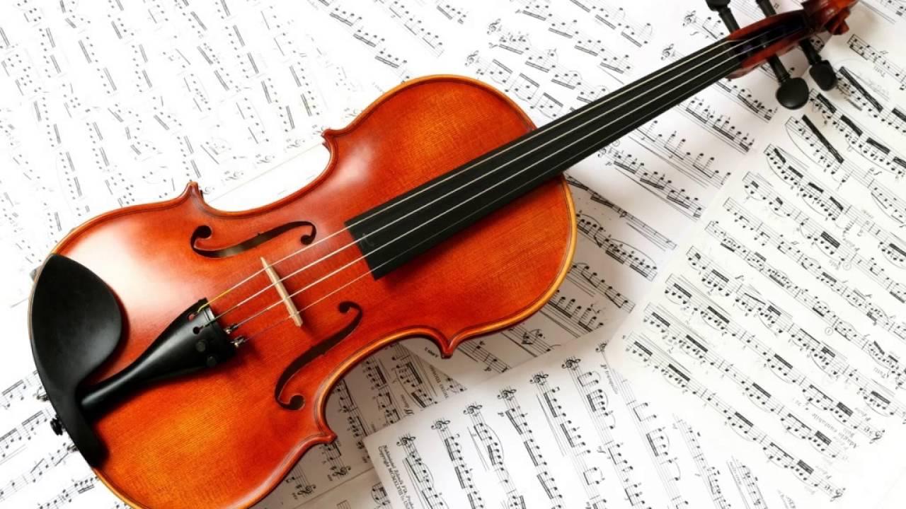 Как делают скрипки (видео)