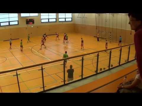 Rottluff vs.Nettelstedt 12:11 - mB Börde-Cup 2014 Semifinals