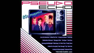 PSEUDO ECHO megamix remastered