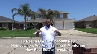 NOLA Homes Project 5000 - Case Study  & Real Estate Investing Mentoring Program
