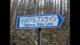 小川アルプスライン(一部長野県道36号と重複)小川村