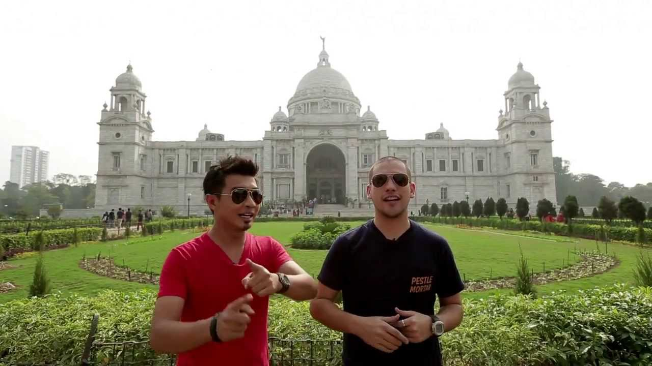 Destinasi Ria Promo Ep12 Kolkata Fikree Najib Nik Michael Imran