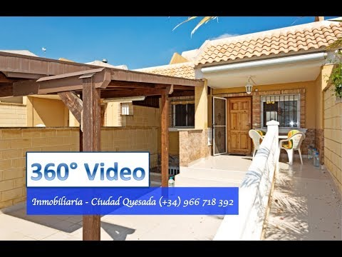 QRS 157 - Virtual reality video - 2 Bedroom, Linked Bungalow Opposite Communal Swimming Pool