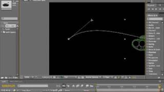 Adobe After Effects CS4 Tutorial 82 - Motion Paths