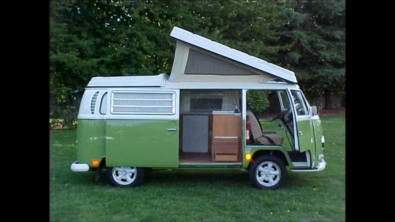 1969 volkswagon westfalia camper bus youtube. Black Bedroom Furniture Sets. Home Design Ideas