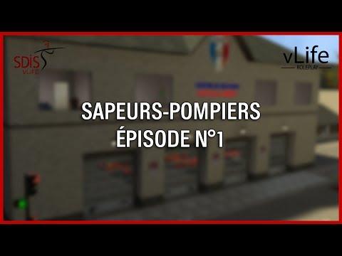 VLIFE RP | SAPEURS-POMPIERS - #1