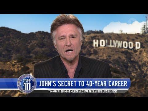 John Waites 40Year Career  Studio 10