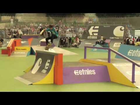 European Skateboard Championships Basel 2009