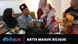 #ArtisMasukBilique: Live Achey dan Anne Cover Di Badai Asmara (Highlight)