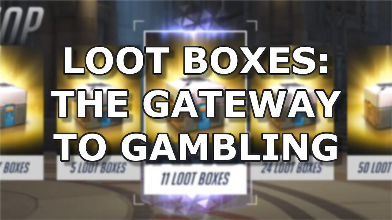 Child Gambling and Loot Boxes - UK Gambling Commission Finally Sits Up and Takes Notice
