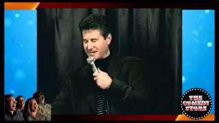 Comedian Peter J. Fogel LIVE at the World Famous Comedy Store